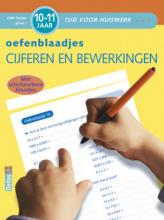 Geert  Heymans Oefenblaadjes rekenen 10-11 jaar cijfers en bewerkingen vijfde leerjaar groep 7