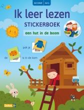 Juliette ROSENKAMP , Ik leer lezen Stickerboek - Een hut in de boom (AVI START AVI 1)