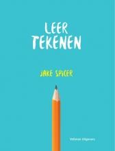 Jake Spicer , Leer tekenen!
