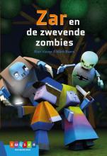 Mark Baars Rian Visser, Zar en de zwevende zombies