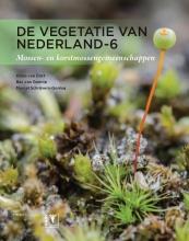 Marcel Schrijvers-Gonlag Klaas van Dort  Bas van Gennip, De vegetatie van Nederland 6