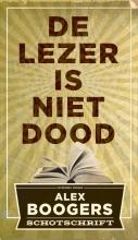 Alex  Boogers De lezer is niet dood (set van 5)