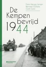 Frans Herwig  Jansen, Bernard  Clymans, Gorik  Goris De Kempen bevrijd 1944