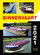 A.M. van Zanten , Binnenvaart 2021