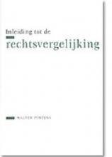 Walter  Pintens Inleiding tot de rechtsvergelijking