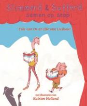 Elle van Lieshout Erik Van Os, Slimmerd en Sufferd samen op stap