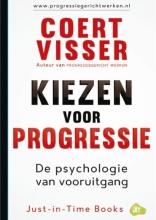 Coert Visser , , Kiezen voor progressie