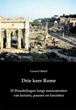 Gerard Olthof , Drie keer Rome