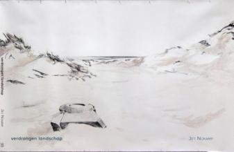 Jet  Nijkamp, Tsead  Bruinja verdrongen landschap