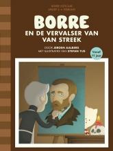 Jeroen  Aalbers Borre en de vervalser van Van Streek