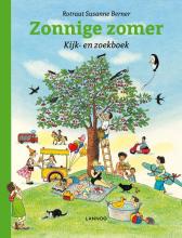 Rotraut Susanne  Berner Kijk- en zoekboek - Zonnige zomer