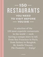 Amélie Vincent , 150 Restaurants You Need to Visit before You Die