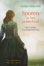 Marja Visscher , Sporen in het polderland