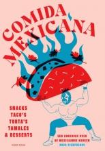 Rosa Cienfuegos , Comida Mexicana