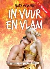 Anita  Verkerk In vuur en vlam