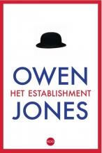 Owen Jones , Het establishment