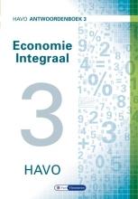 Ton  Bielderman, Herman  Duijm, Gerrit  Gorter, Gerda  Leyendijk, Paul  Scholte, Theo  Spierenburg Economie Integraal havo Antwoordenboek 3