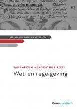 , Vademecum Advocatuur 2021