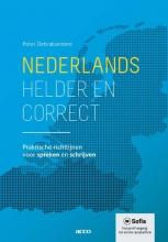 Peter Debrabandere , Nederlands, helder en correct