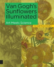 , Van Gogh`s Sunflowers Illuminated