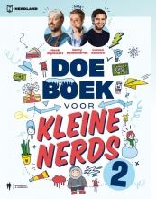 Henk Rijckaert Lieven Scheire  Hetty Helsmoortel, Doeboek voor kleine nerds 2