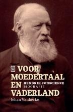 Johan Vanhecke , Voor moedertaal en vaderland