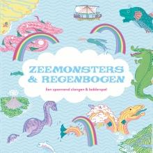 Anna Claybourne , Zeemonsters en regenbogen