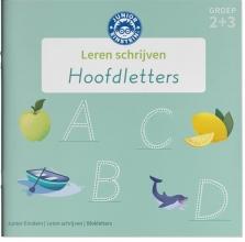 , Leren schrijven Hoofdletters Groep 2 + 3