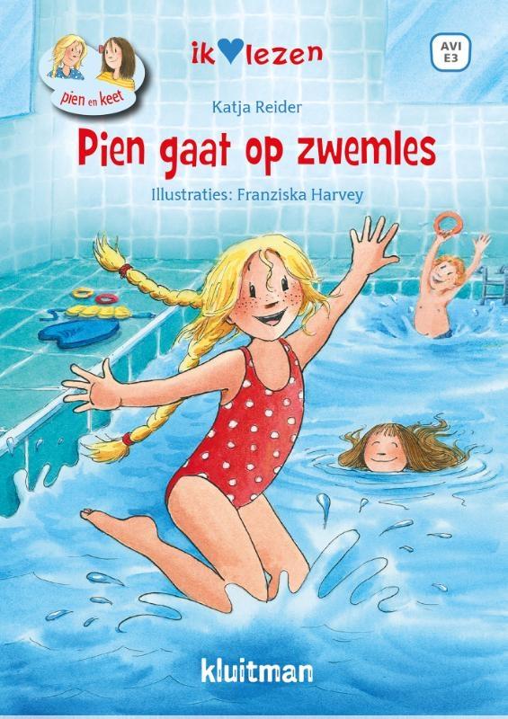Katja Reider,Pien gaat op zwemles