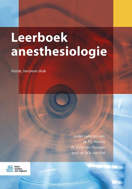 ,Leerboek anesthesiologie