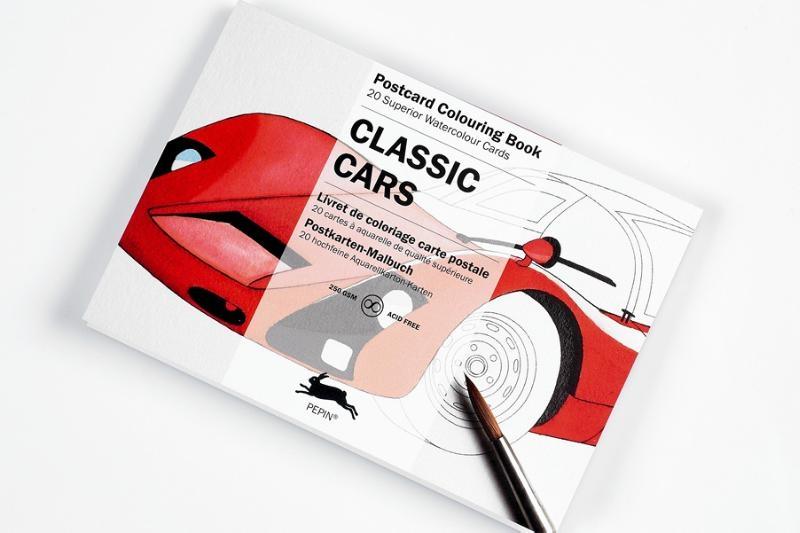 Pepin van Roojen,Classic cars