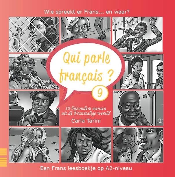 Carla Tarini,Qui parle français ? Deel 9