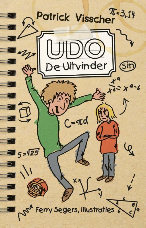 Patrick Visscher,Udo de uitvinder
