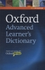 <b>Turnbull, Joanna</b>,Oxford Advanced Learner`s Dictionary: Paperback and CD-ROM w