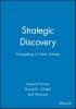 Thomas, Howard,Strategic Discovery