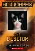 Applegate, Katherine,The Visitor