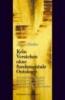 Kein Verstehen ohne fundamentale Ontologie,Eine philosophische Analyse des Werks von W. G. Sebald aufgrund der
