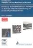 Bornemann, Markus,Erweiterung der modelltheoretischen Grundlagen zur Durchsatz- und Leistungsberechnung von Einschneckenplastifiziereinheiten