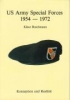 <b>Buschmann, Klaus</b>,US Army Special Forces 1954-1972