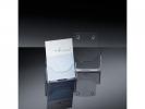 ,folderhouder Sigel tafelmodel A5 transparant acryl 1 vak