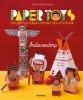 <b>Raphael  Hadid</b>,Paper Toys Indianendorp