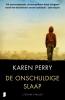 Karen  Perry,De onschuldige slaap