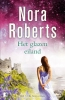 <b>Nora  Roberts</b>,Het glazen eiland