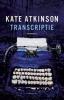 Kate  Atkinson,Transcriptie