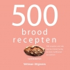 Carol  Beckerman,500 broodrecepten