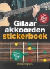 Hereward  Kaye,Gitaarakkoorden stickerboek
