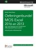 Studio Visual Steps,Oefeningenbundel MOS Excel 2016 en 2013 basis