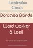Dorothea  Brande,Word wakker & Leef!