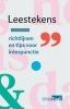 <b>Taaladviesdienst Onze Taal</b>,Leestekens
