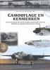 M.T.A  Schep,De geschiedenis van Camouflage en Kenmerken